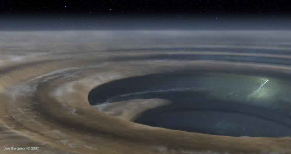 Saturn S Navel