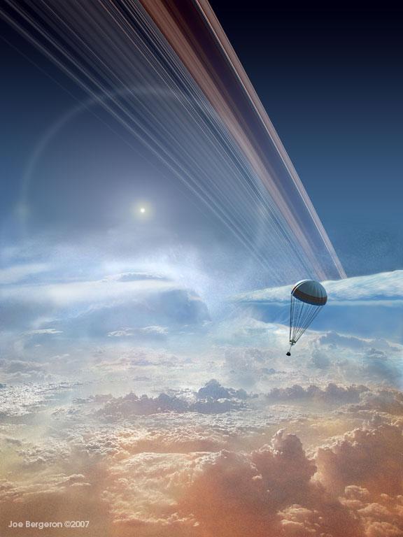 Saturn Atmosphere Probe