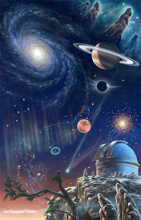 astronomy artists - photo #10
